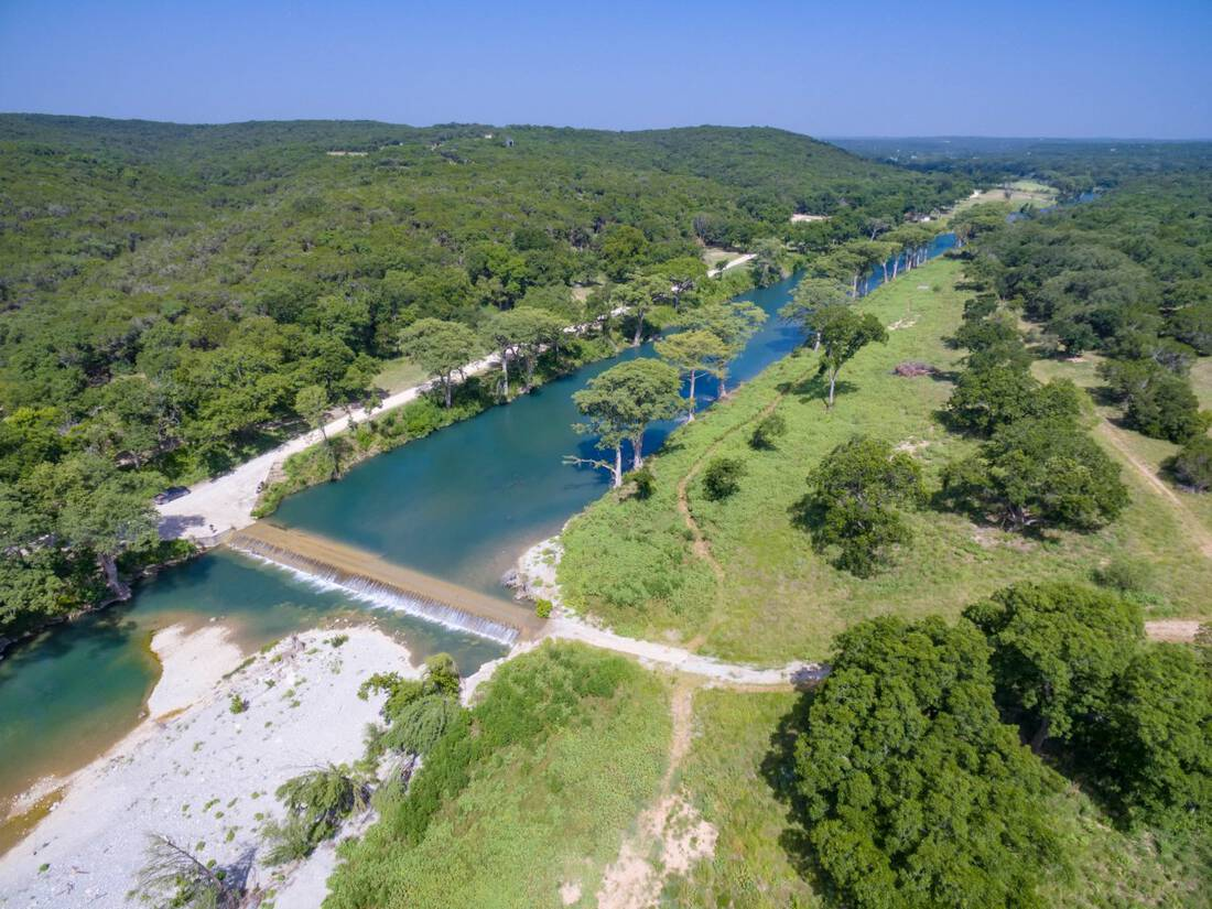 Hays County Comal County Ranch for Sale Tallon Martin Ranch Broker 1