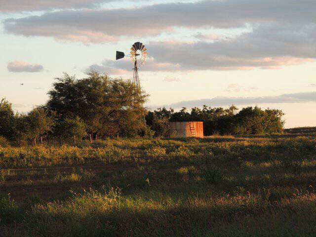 cp windmill sunset