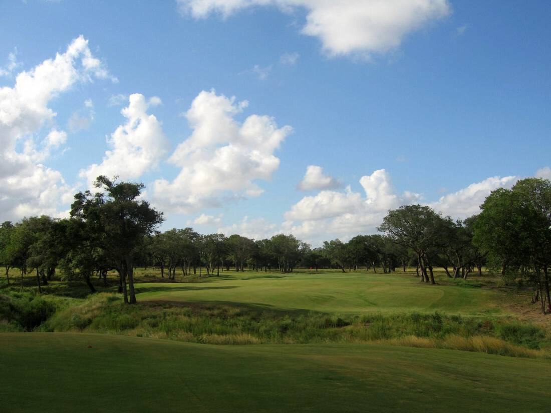 15th Hole Par 3 from the tee